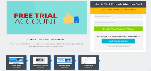 ClickFunnels Share Funnels Are Awesome