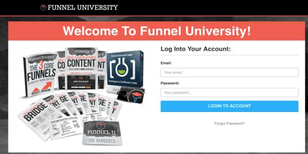 Funnel University - FunnelU