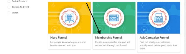 Create A ClickFunnels Membership Site - Membership Funnels