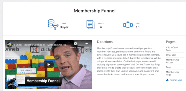 How To Create A ClickFunnels Membership Site