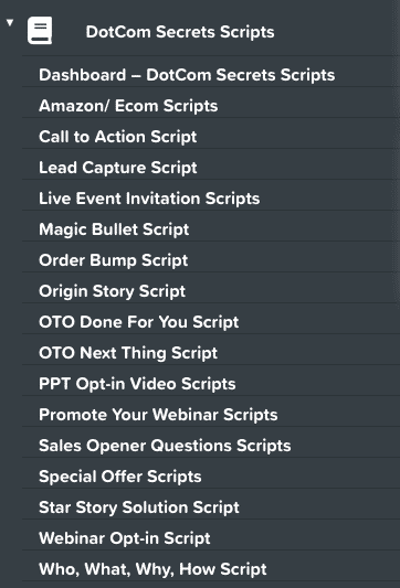 Funnel Scripts Review - DotCom Secrets Script