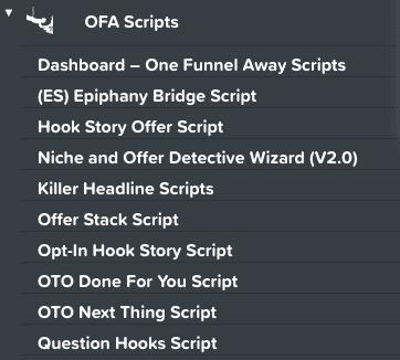 Funnel Scripts Review - OFA Script