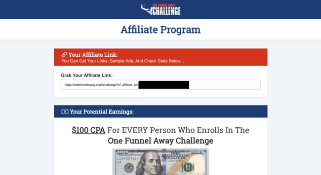 ClickFunnels Affiliate One Funnel Away Challenge